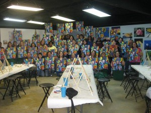 Arlington Art Class
